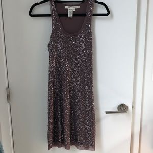 Max Studio sequined dress
